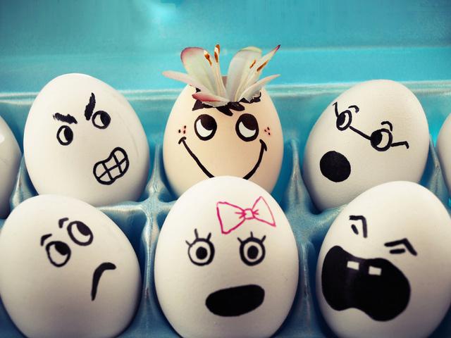 SR eggs