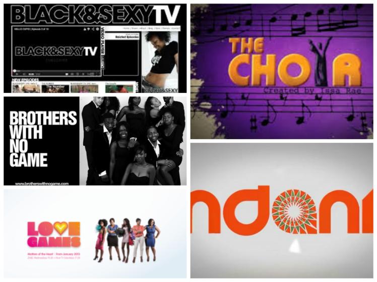 web shows 2013