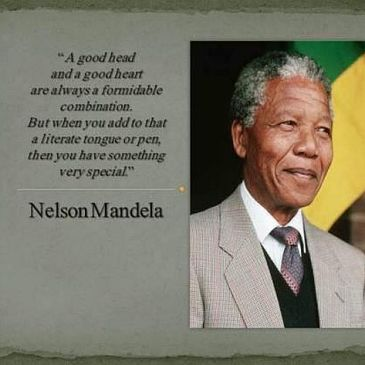 Rest In Peace Nelson Mandela Chaud The Magazine