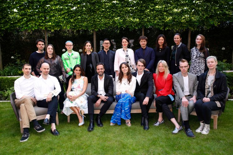 BFC Fashion Trust Recipients Announcement (Darren Gerrish, British Fashion Council) (1) (1)